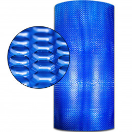 Capa Térmica para Piscina 300 micras original ATCO Advanced Blue - Bobina 2,10x62 Mt